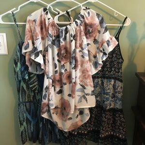 Dresses & Skirts - 🔥🔥🔥 Summer bundle of 3 !